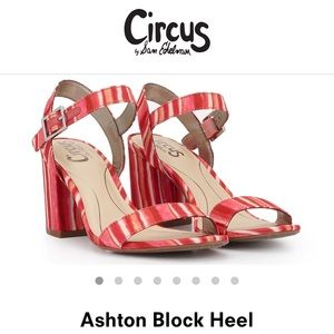 Circus by Sam Edelman Ashton Block heeled sandals